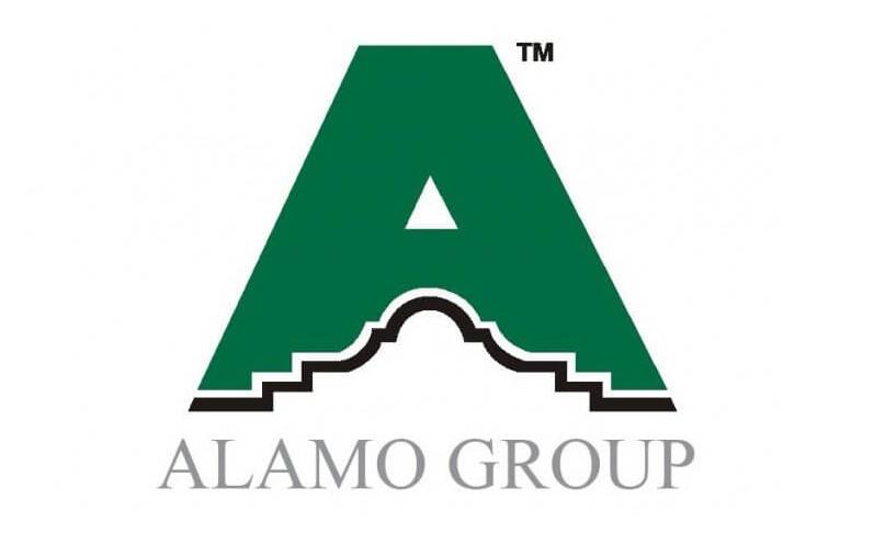 Alamo Group, logo con scritta