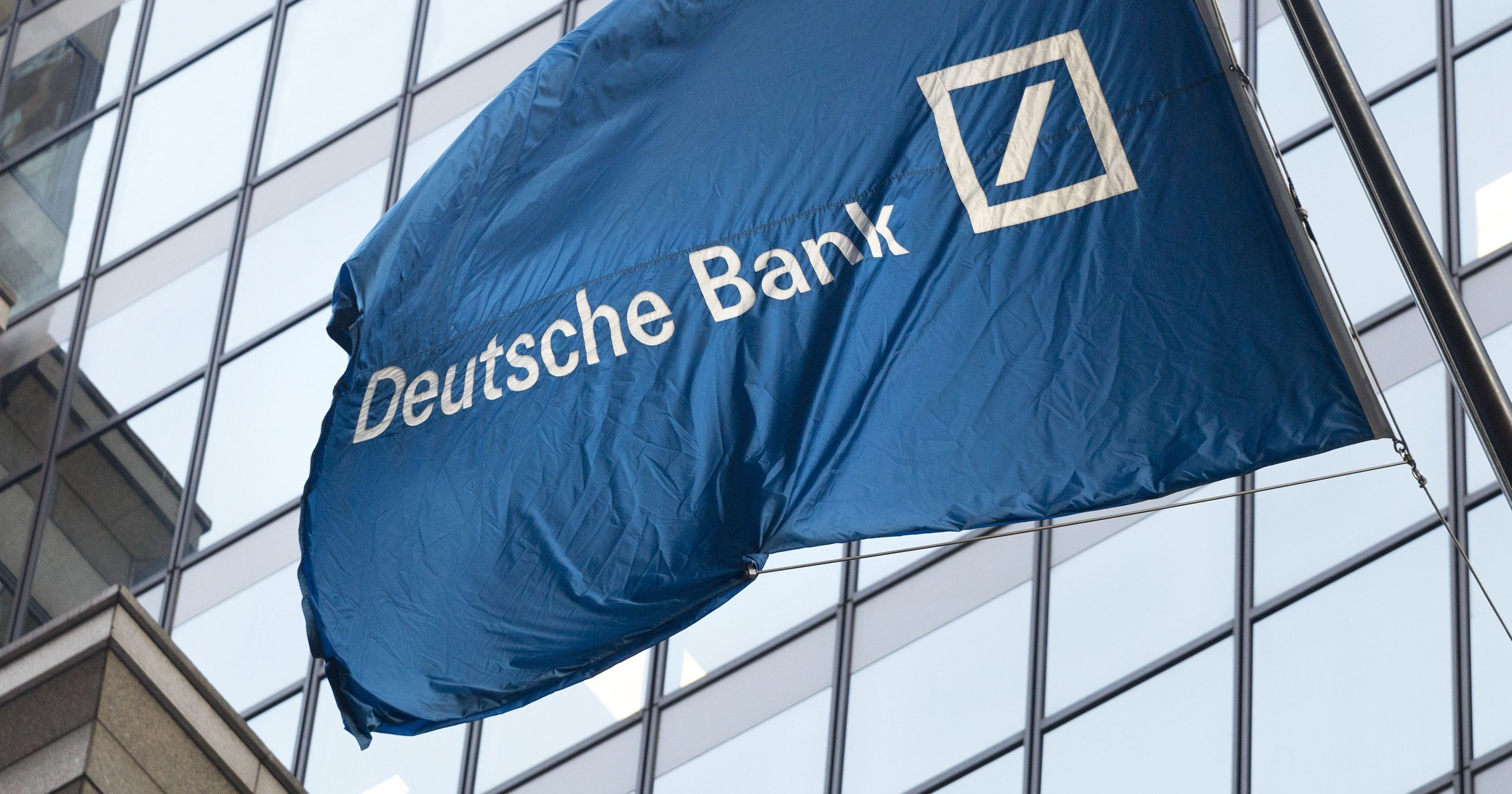 Bandiera Deutsche bank