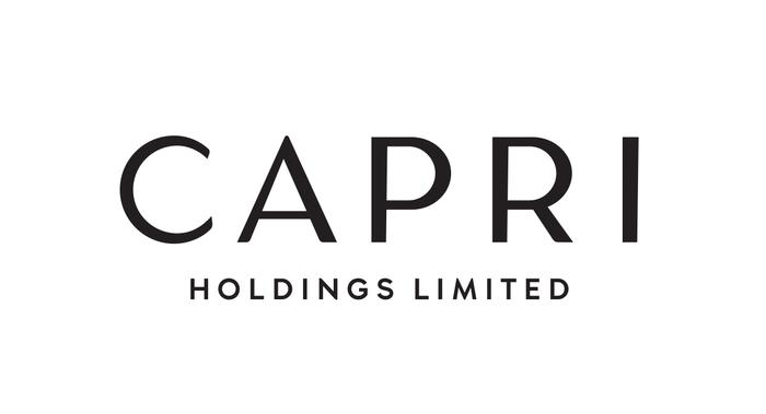 capri holdings limited - logo e scritta
