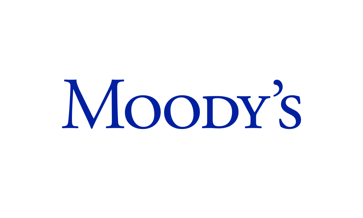 Moody's scritta/logo