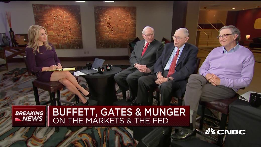 Buffett, Gates & Munger