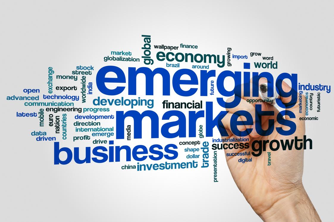 Ripresa delle economie dei mercati finanziari di diversi importanti paesi emergenti